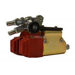 Doppia pompa V05/V09/V10 + Ripartitore KZ