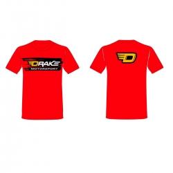 T-shirt estiva DRAKE