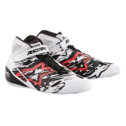 Limited Edition Supersonic Alpinestars TECH-1 KZ karting shoes