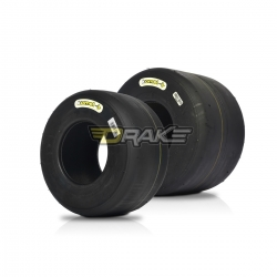 Gomme slick KOMET K1D-M (gomme gialle per mini X30)