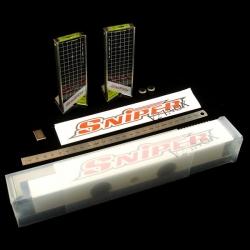 SNIPER V2 INOX laser trim toe camber