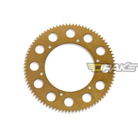 Corona in ergal passo 219 per PUFFO - 50 - 60 - KF - TAG - OK