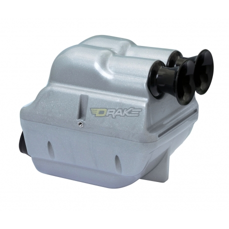 Silenziatore d'aspirazione KG NITRO 30mm (filtro aria)